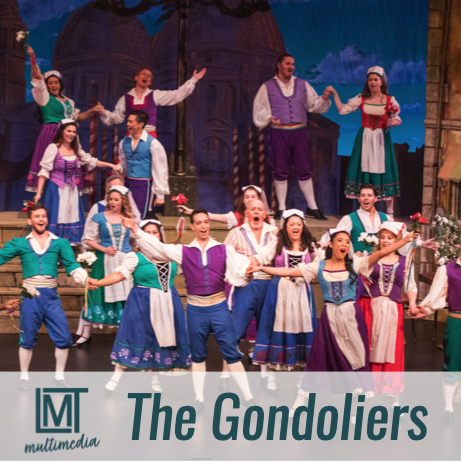 Presenting The Gondoliers