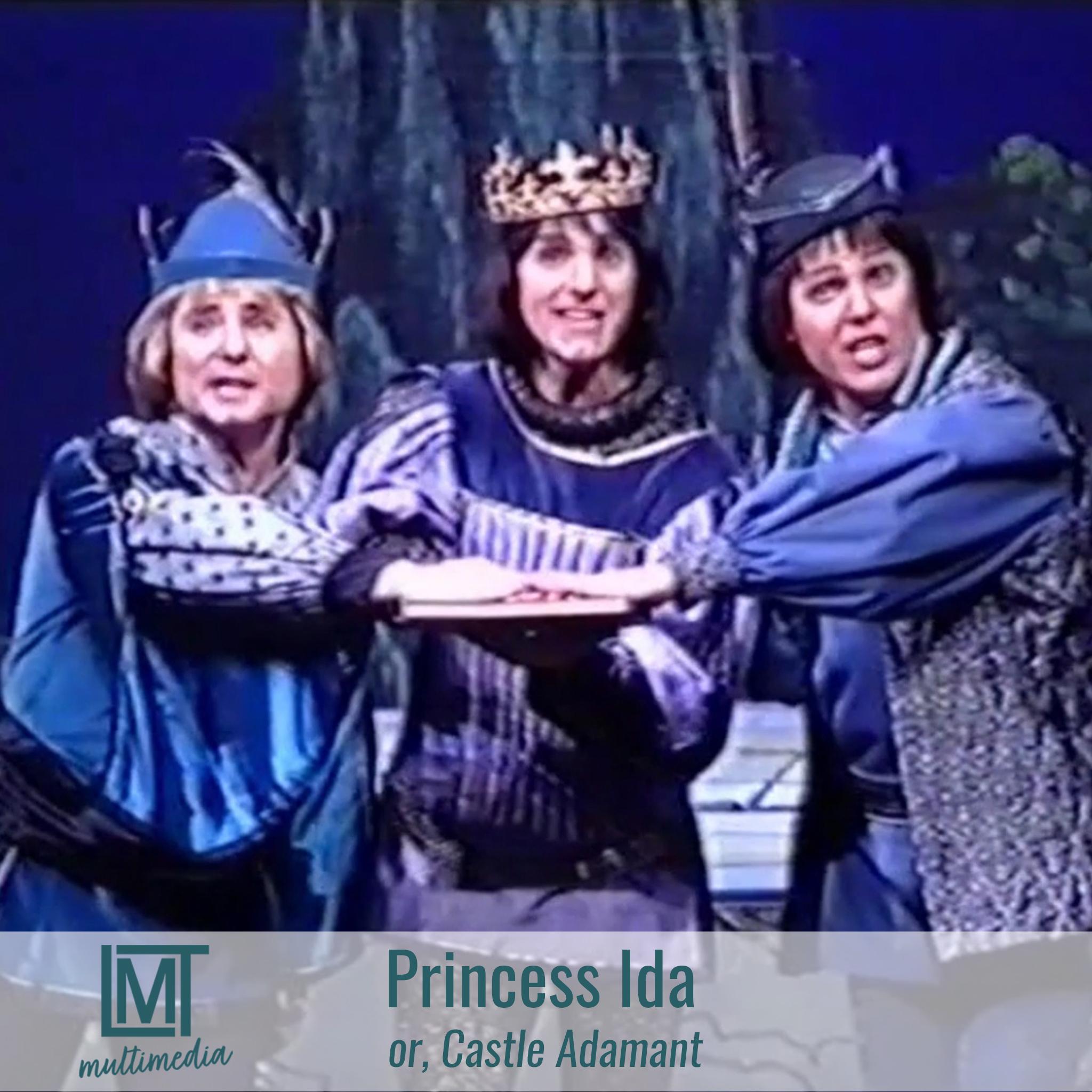 Princess Ida: Or, Castle Adamant